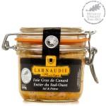 Foie gras de canard entier du Sud-Ouest (IGP)