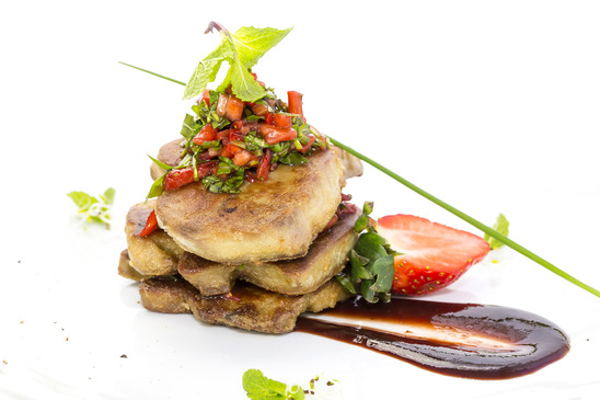 Recette de foie gras
